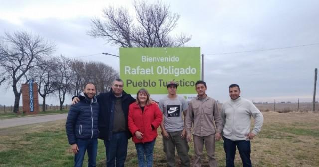 """Rafael Obligado fue declarado """"Pueblo Turístico"""""""