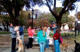 El Municipio refuerza la campaña de vacunación contra la rabia