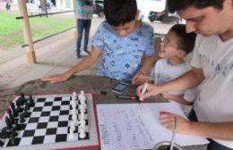 El ajedrez rojense progresa en los más chicos