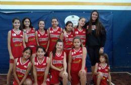 Las chicas de Sportivo dan inicio a su año de competencia