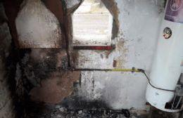 Incendio de proporciones daña instalaciones del Club Carabelas