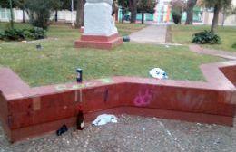 Los vecinos de Plaza España no tienen descanso