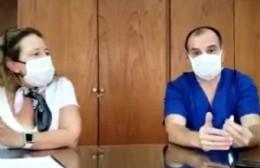 COVID-19: Mensaje público del director adjunto del Hospital Unzué