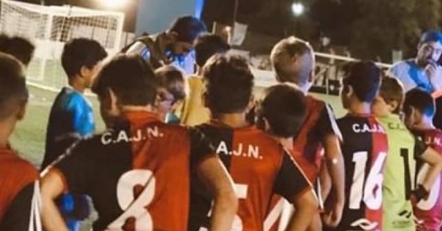 Continúa la disputa del torneo infantil de Argentino