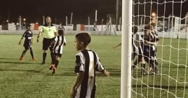Culmina la fase clasificatoria del torneo infantil de Argentino