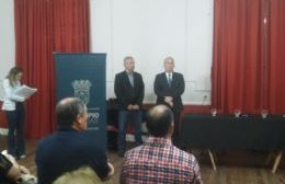 El Municipio llevó a cabo un acto por la entrega de 75 escrituras