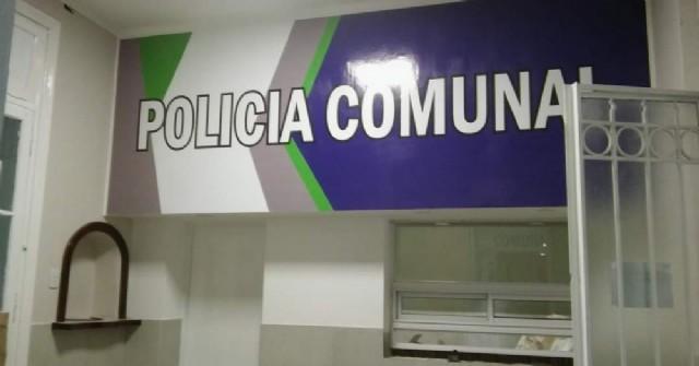 Procedimiento policial por violación de cuarentena