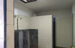 Comienzan las obras de refacción en los baños de la Escuela Especial