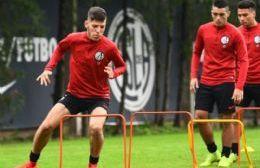 Agustín Martegani tendrá su soñado debut en San Lorenzo
