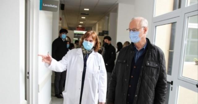 Medios nacionales destacan a la médica Cecilia Jaschek, oriunda de Rojas