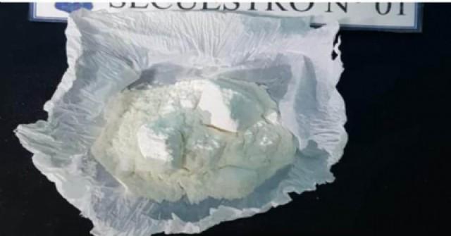 Detenido con 100 gramos de cocaína en su poder