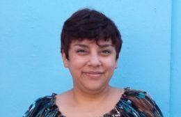 La profesora Silvana Corso.