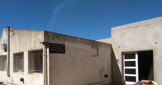 Se reanudaron las obras en el Centro de Atención Temprana N° 571