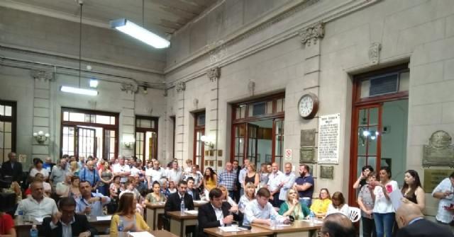 El Concejo Deliberante sesiona este jueves