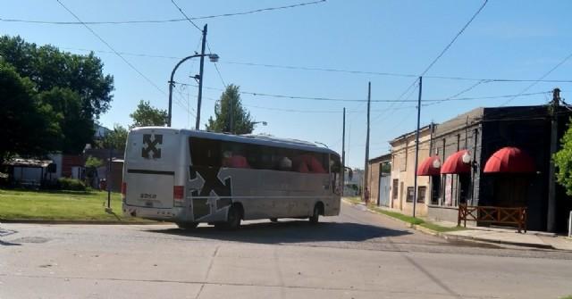 La empresa de transporte Pullman General Belgrano sigue entregando un pésimo servicio