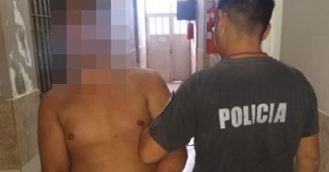 Detenido por violar la restricción perimetral