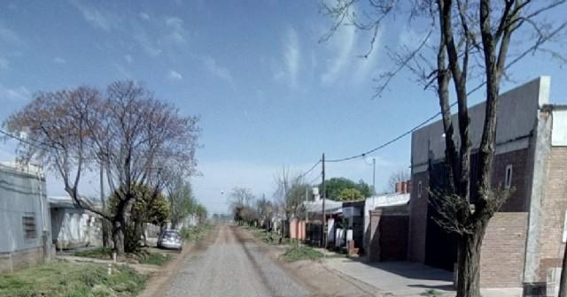 Arreglo de calles en Carabelas