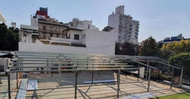 El arquitecto rojense Andrés Haugh se destaca nuevamente desde Rosario hacia todo el país