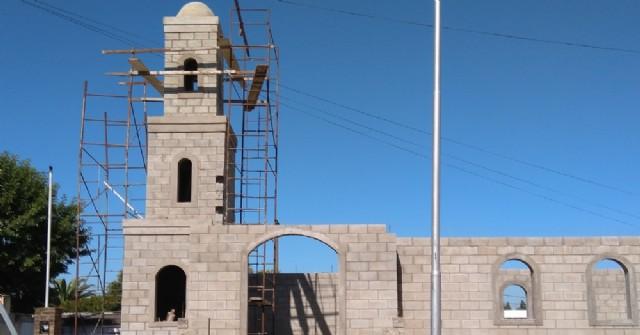 Gran Peña para seguir con la construcción de la Capilla Medalla Milagrosa