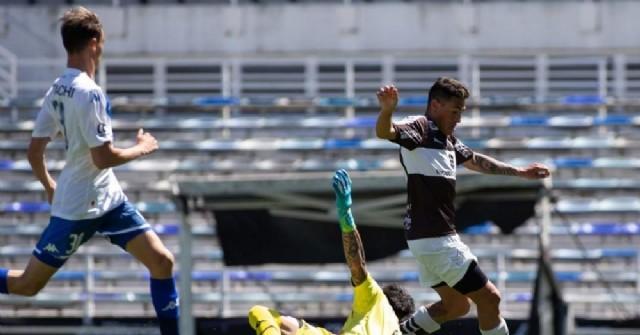 Gran actuación del rojense Tissera en el empate de Platense ante Vélez