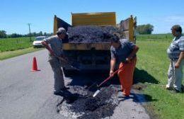 Realizarán licitación para bacheo y conservación de la Ruta 31