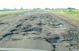En breve se reanudarían los trabajos de repavimentación de la Ruta 31