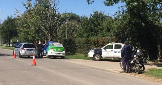 El Municipio de Colón confirma que la Policía limitará su colaboración en los controles de los accesos