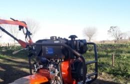 Equipamiento para el hormiguero agroecológico
