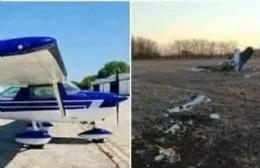 Joven de Ascensión falleció tras caer la aeronave en la que viajaba