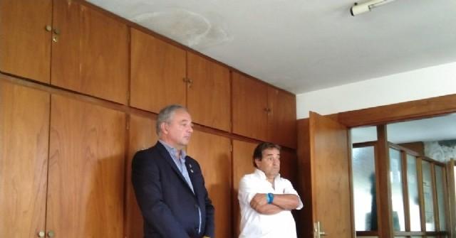 El intendente Rossi anunció que la firma Bayer realizará una importante donación para el Hospital