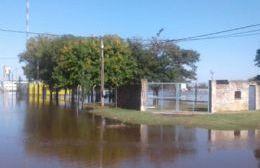Ayuda tras las inundaciones.