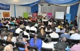 El martes 27 de junio llega la primera Feria de Empleo al Teatro Municipal Unión Ferroviaria de 10 a 14 horas.