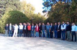 Seguridad Ciudadana y Vial: Rojas fue sede de la primera reunión del año de la Región Noroeste