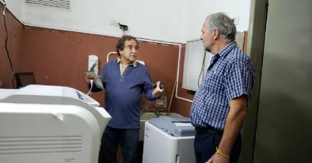 El Hospital Municipal incorporó importante tecnología en el servicio de rayos
