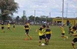 Se jugó la quinta fecha del fútbol juvenil