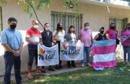 Se inauguró el Consultorio Saludable LGBT
