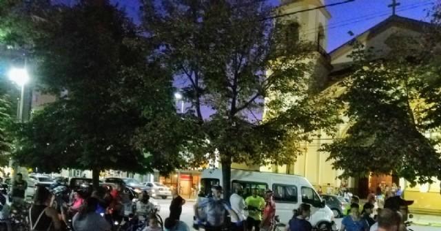 """Exitoso cicloturismo solidario con el Centro de Día """"Sueños de Vida"""""""