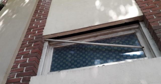 Denuncian serias falencias en el edificio de la Escuela Primaria N° 8