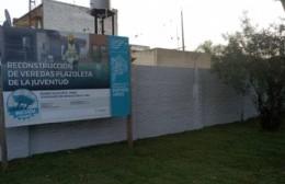Mural LGBT: se volverá a intervenir la Plazoleta de la Juventud