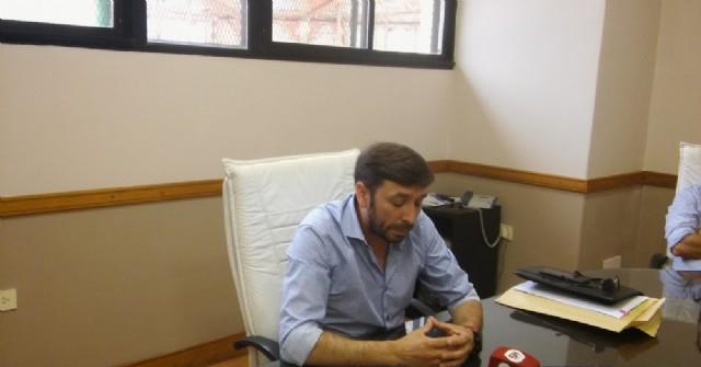 Miguel Núñez, por ahora, secretario de Seguridad.