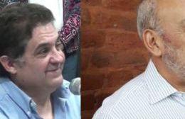 Ricardo Rivolta y Luis Caso.