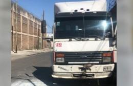 La policía halló a camionero desaparecido