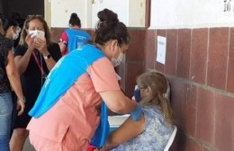 Avanza en nuestra ciudad el plan de vacunación