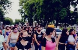 Colón: masiva marcha en pedido de justicia por Úrsula Bahillo