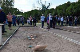 Juegos Bonaerenses: El tejo de parejas pasa para el jueves 23
