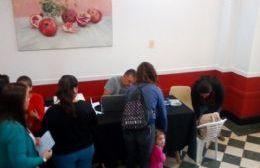 En el Centro Cultural Sabato.