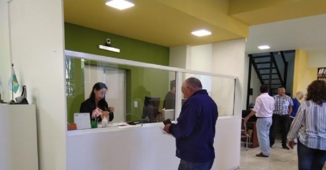 Inauguraron las renovadas dependencias del área de Recaudación Municipal