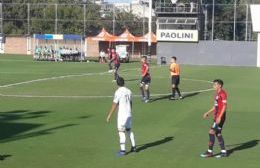 Agustín Martegani titular en la victoria de San Lorenzo sobre Boca
