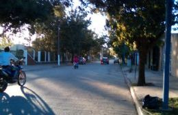 """Rojas, ciudad sitiada por los """"cortes"""" de motos"""