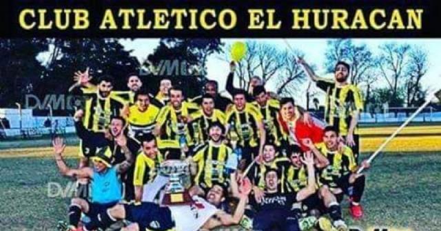 Reportaje con integrantes de El Huracán campeón 2016